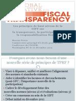 Murray Petrie - Gift ICGFM Dec 2012 HLPS (Francais)
