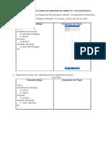 18758109 Ejemplos de Estructuras Algoritmicas Simples y Secuenciales