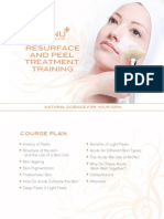 Resurface and Peel Treatment Training