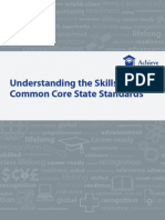 Understanding the Skills in the Common Core State Standards
