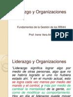 Liderazgo y Organizaciones