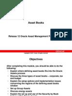 R12 Asset Books
