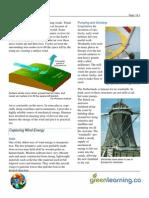 Backgrounder Wind Energy.re-energy.ca