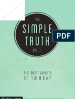 Simple Truth Bible Sampler
