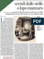 Tu Scendi Dalle Stelle o Lupo Mannaro, Il Lato Oscuro Del Natale - La Stampa 12.12.2012