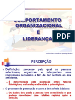 Apostila de C. O. e Lideranca - 2012 - 2