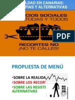 DESIGUALDAEN CANARIAS_RADIOGRAFÍAYALTERNATIVASDICI2012.