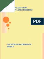 Sociedad en Comandita Simple[1]