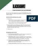 Cuidado y Mantenimiento de Prendas Blackhawk