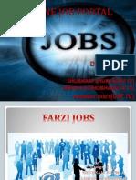 Job Portal PPts