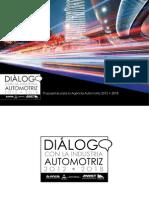 Diálogo con la Industria Automotriz 2012 - 2018. Propuestas para la Agenda Automotriz 2012 - 2018