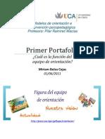 1 Porta Folio