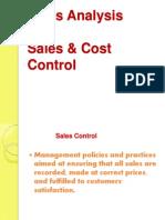 sales control