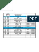 Calendario Final 15 Dic