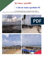Praia de Gaibu- Janeiro 2009