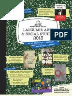 2013 Language Arts and Social Studies Catalog