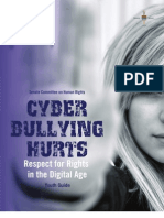 Cyber bullying youth guide