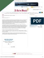 30-11-12 El sol de México - Moreno Valle facilita acceso al agua en Zacatlán