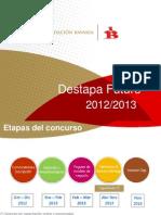 DESTAPA FUTURO 2012 - Explicación sobre el Curso Virtual