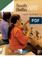 2013 South Baffin Art