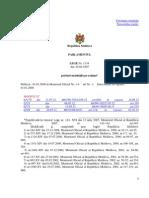 Legea Cu Privire La SA
