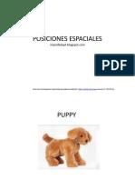 EVALUACIÓN INICIAL POSICIONES ESPACIALES.