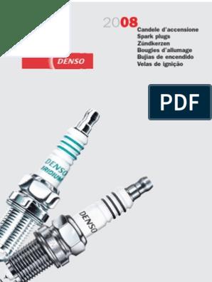 Denso W20Epr-U11 Candela DAccensione