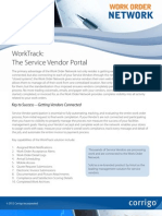Worktrack - The Service Vendor Portal