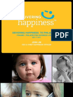 Philadelphia Jenn Lim Delivering Happiness