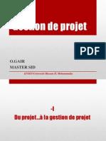 Cours Gestion de Projet - ppt