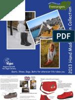 Freerangers Catalogue 2013