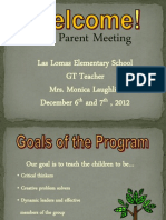 2012 Parent Meeting1-2 With Depth and Complex #2