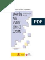 Folleto_garantias LEY 23/2003, de 10 de julio, de Garantías
