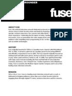 Backgrounder Fuse
