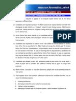 Instructions MT 2012