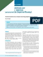 Hemicoreoatetosis Por Hemorragia Talamica