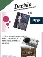 Los museos en la educación de personas jóvenes y adultas - corregida