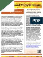 On Demand Clinical News Fall/ Winter 2012
