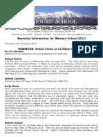 2013 Information