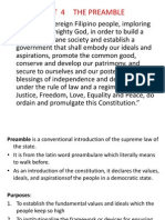 Pol 4 (Preamble and National Territory)