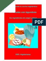 Cocina Vegana Legumbres