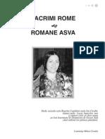 Lacrimi rome - L. M. Cioabă