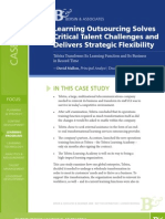 Learning Outsourcing Solves Critical Talent Challenges and Delivers Strategic Flexibility