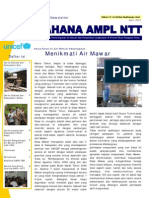 Wahana AMPL NTT Edisi II April tahun 2010