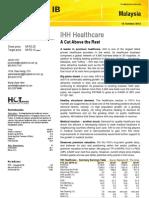 MBB Healthcare Report