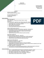 DIANA TRAN Resume Updated 12.12.12