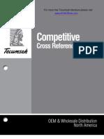 Tecumseh Competitive Cross Ref