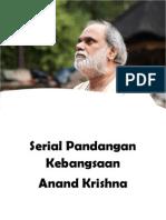20 Pandangan Kebangsaan Anand Krishna