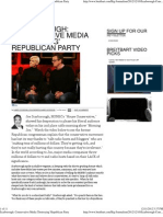 Scarborough Conservative Media 'Destroying' Republican Party.pd