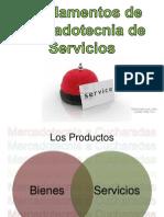 Fundamentos de Mercadotecnia de SErvicios